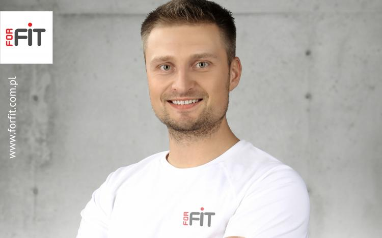 Trener Personalny ForFit Wrocław Arkadiusz Kopecki